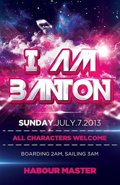 I Am Banton Cooler Cruise