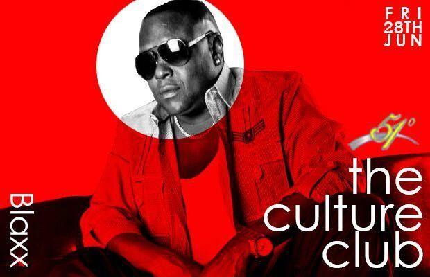 The Culture Club at 51 Degrees Presents Blaxx