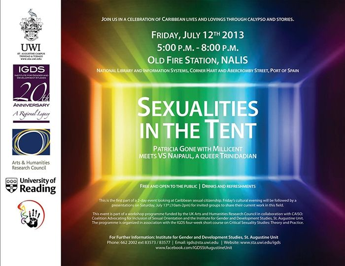 Sexualities In The Tent: Sexuality In Local Popular Culture