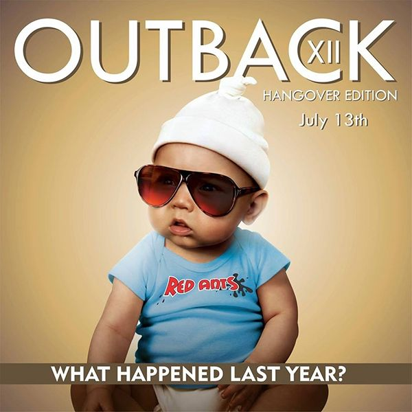 Outback XII: Hangover Edition