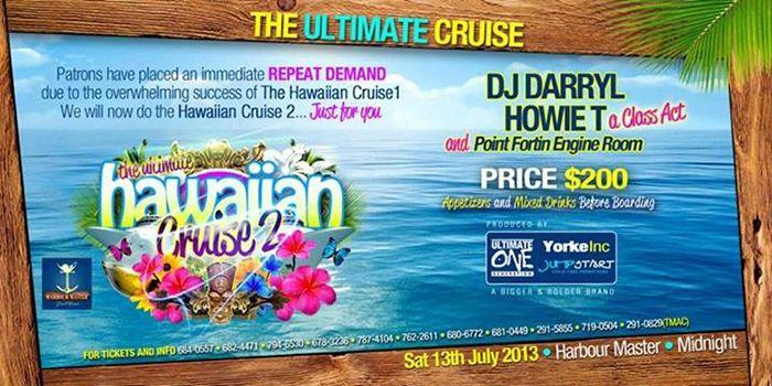 Hawaiian Cruise II: The Ultimate Cruise