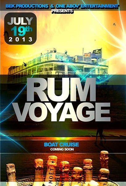 Rum Voyage