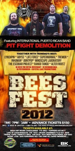 Bees Fest 2012: Open Air Concert