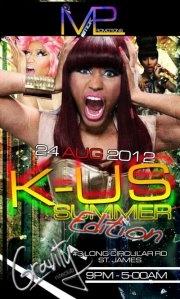 K-US Summer Edition