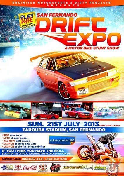 San Fernando Drift Expo