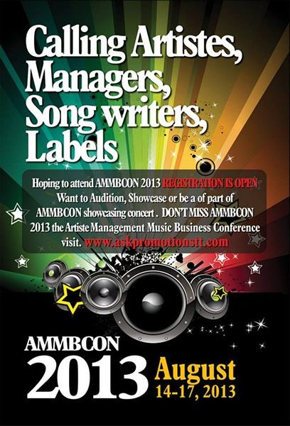 AMMBCON 2013: Premier Showcase Concert