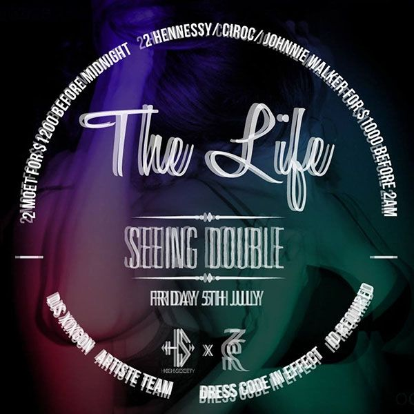 The Life: Seeing Double