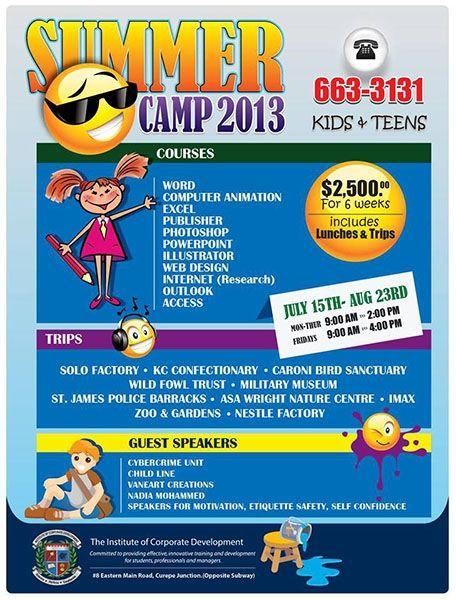 computer summer camp