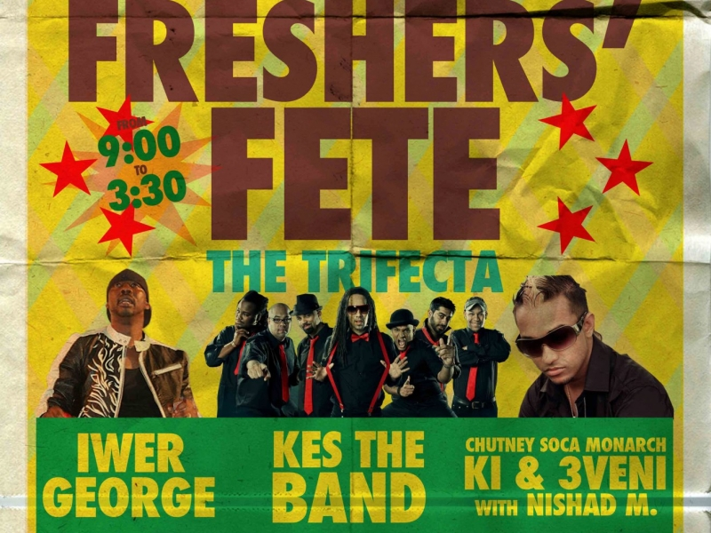 UWI Freshers' Fete 2012