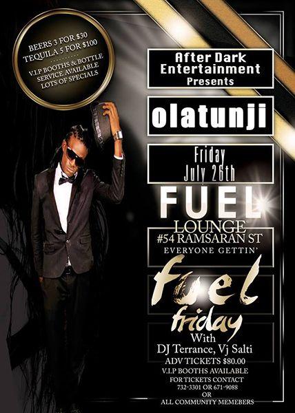 Fuel Fridays