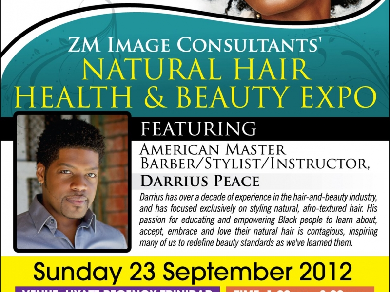 Natural Hair And Health Expo