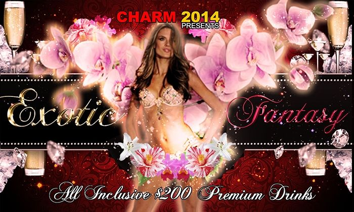 104.7 More FM's 8th Anniversary & Charm Carnival 2014 Band Launch Exotic Fantasy