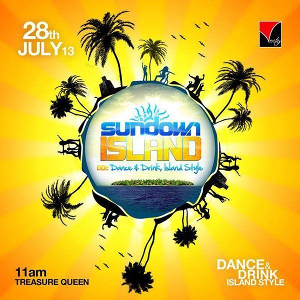 Sundown Island