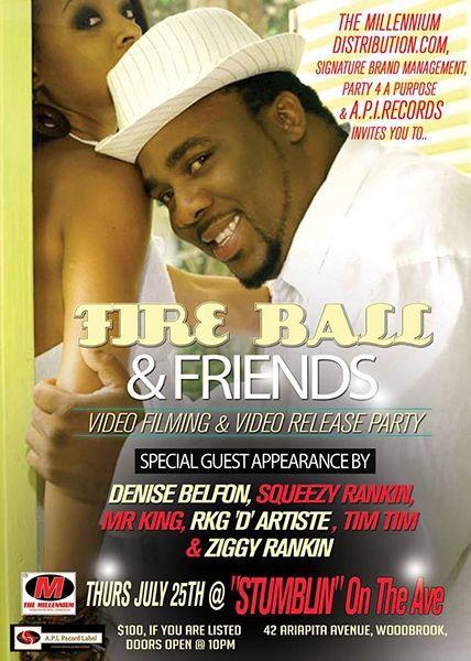 Fireball & Friends