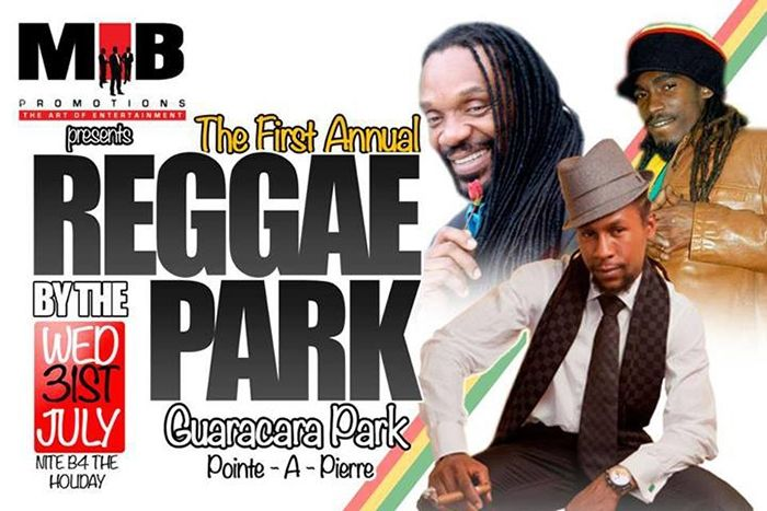 Reggae By The Park