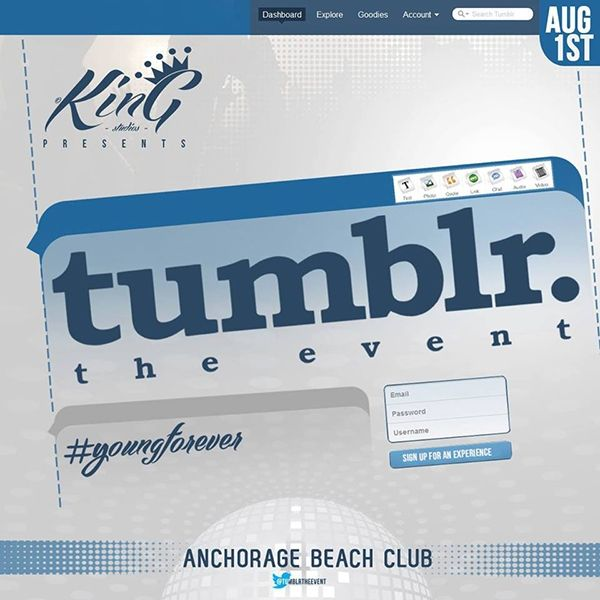 Tumblr The Event - Young Forever