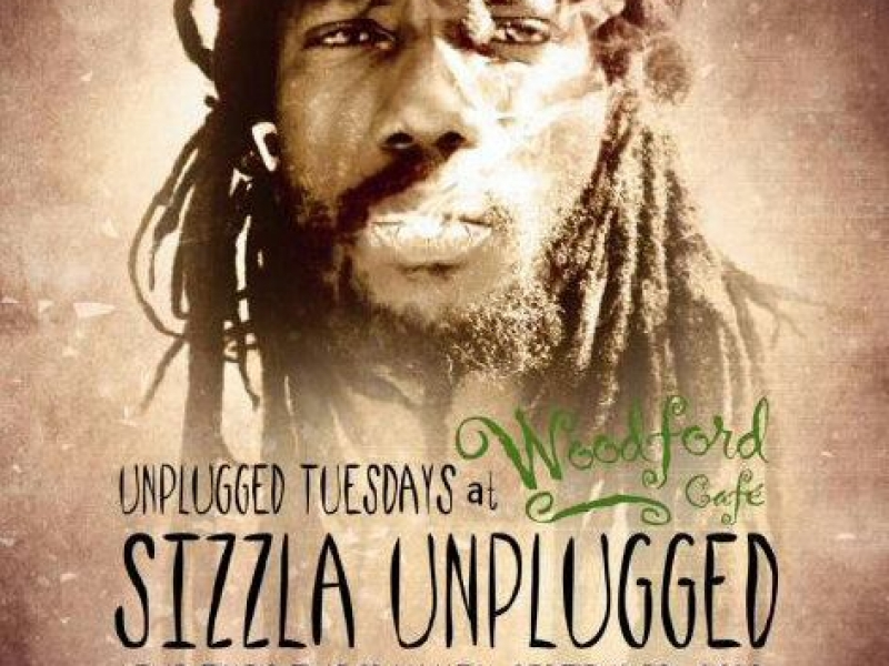 Unplugged Tuesdays! Sizzla
