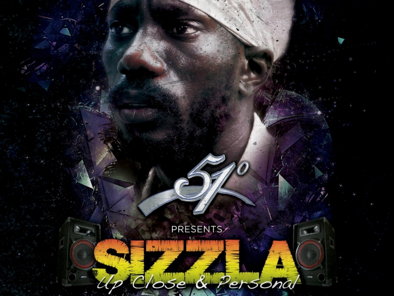 51 Degrees Presents Sizzla: Up Close and Personal