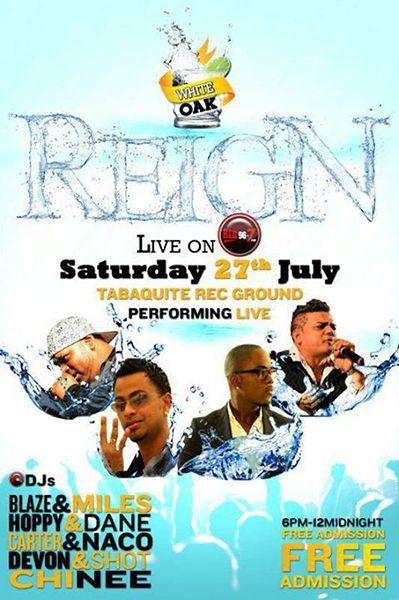 White Oak: Reign