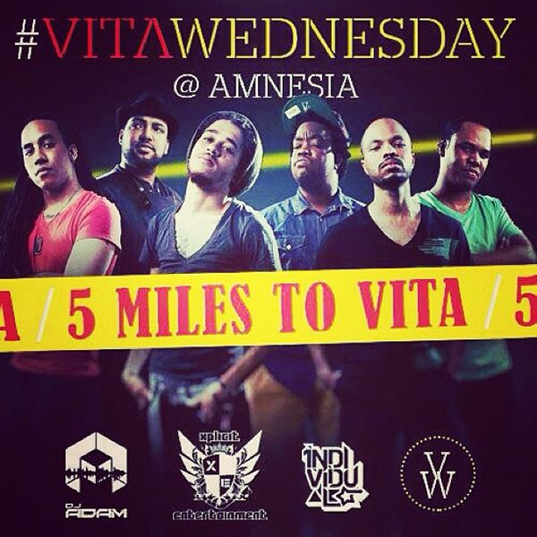 VITA Wednesdays: 5 Miles to VITA