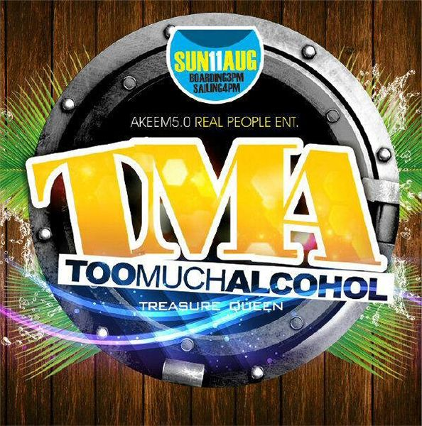 TMA: Too Much Alcohol