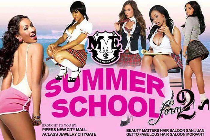 Summer School: Form 2