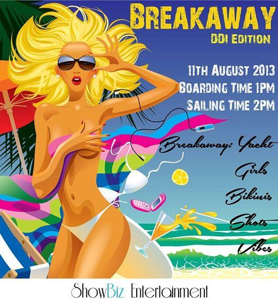 Breakaway: DDI Edition