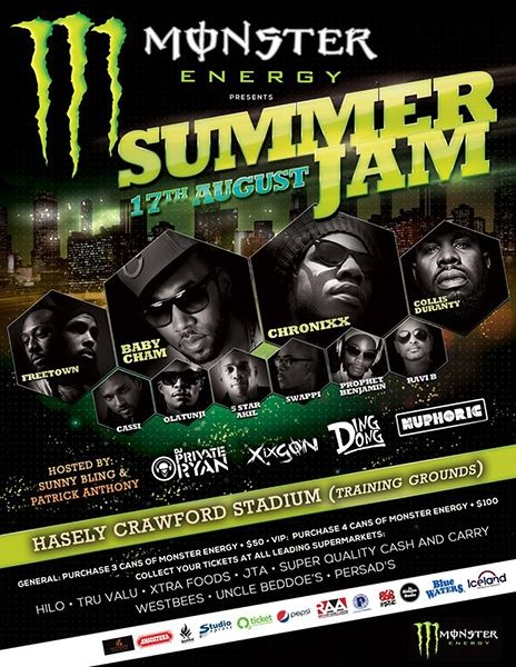 Monster Energy Summer Jam