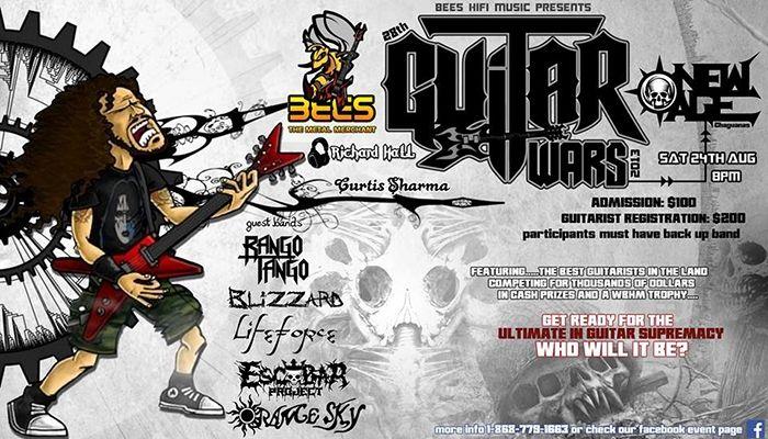 Guitar Wars 2013