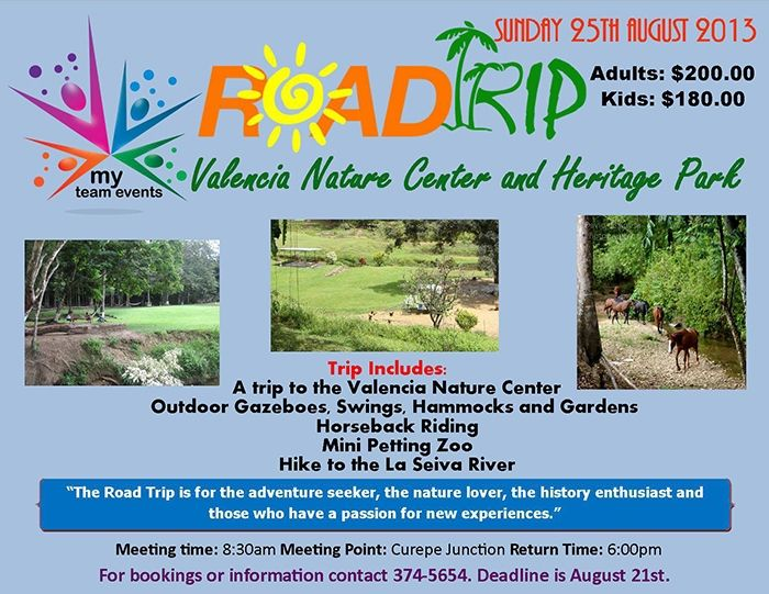 Road Trip: Valencia Nature Center and Heritage Park