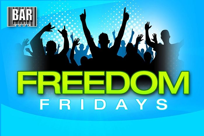 Freedom Fridays: Great Race Lime