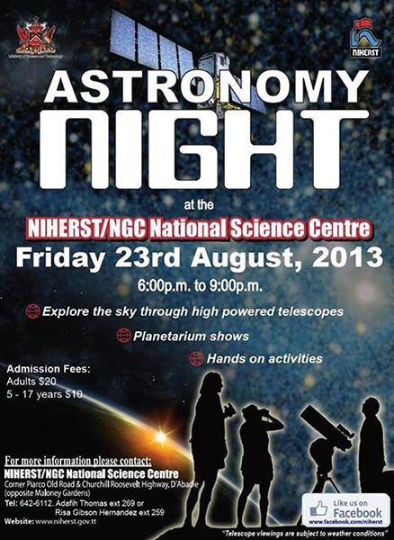 Astronomy Night