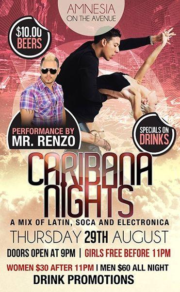 Caribana Nights