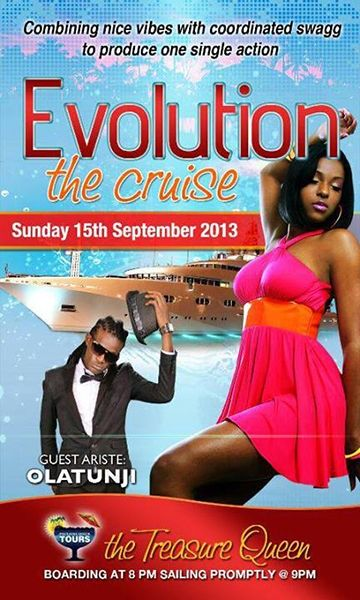 Evolution: The Boat Cruise