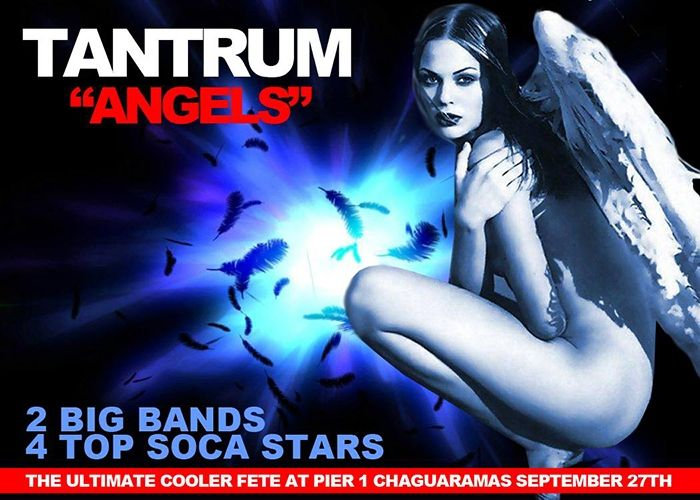 Tantrum 2014 Band Launch: Angels