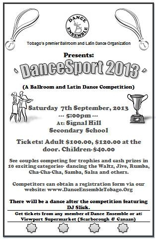 DanceSport 2013: A Ballroom and Latin Dance Competition