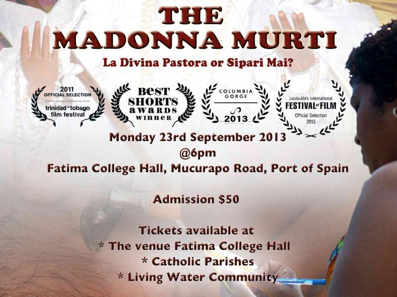 Screening of The Madonna Murti Documentary