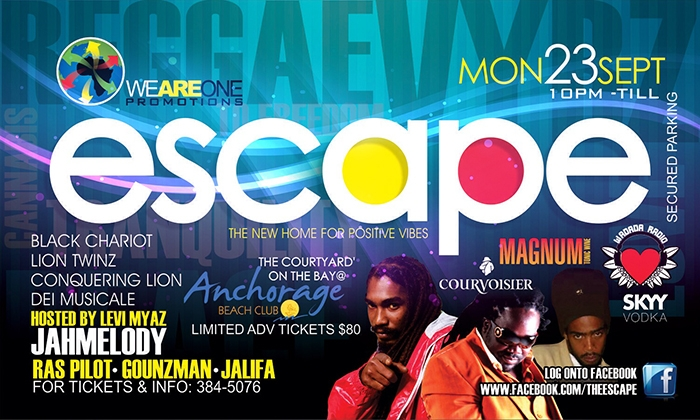 Escape: September 2013
