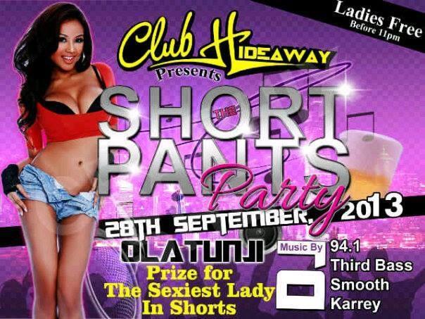 Short Pants Party