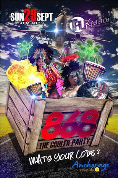 868 Cooler Party