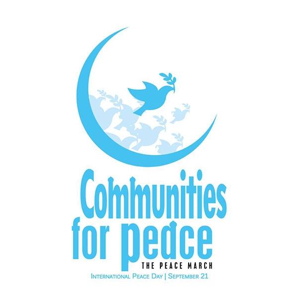Peach Walk In Port Of Spain: International Peace Day 2013