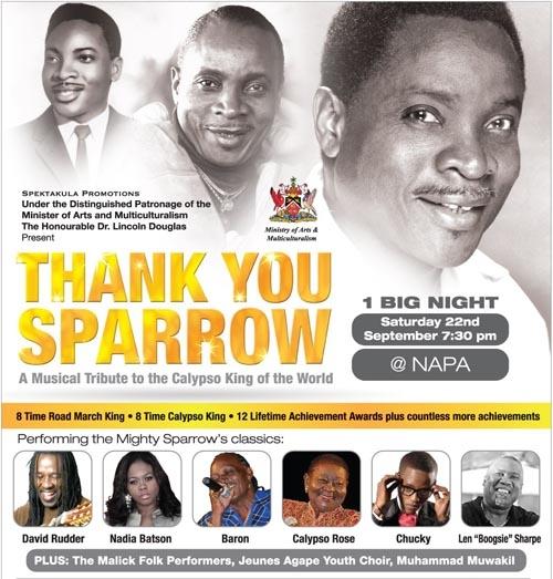 Thank You Sparrow