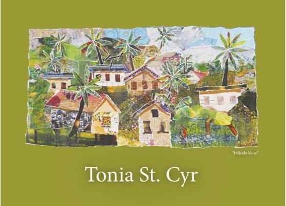 Tonia St. Cyr Art Exhibition at Horizons Art Gallery
