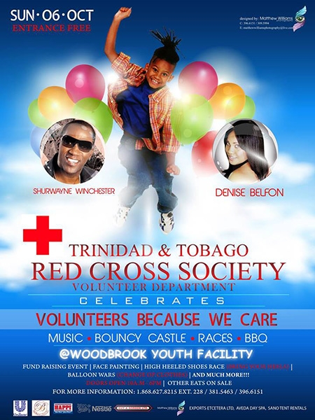 Trinidad and Tobago Red Cross Society: Volunteers Because We Care
