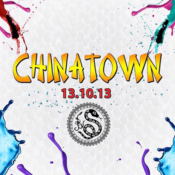 ChinaTown: #PAINTME