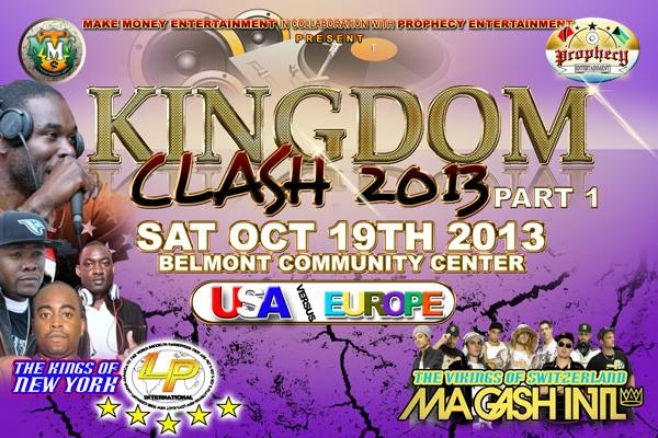 Kingdom Clash 2013 Part 1