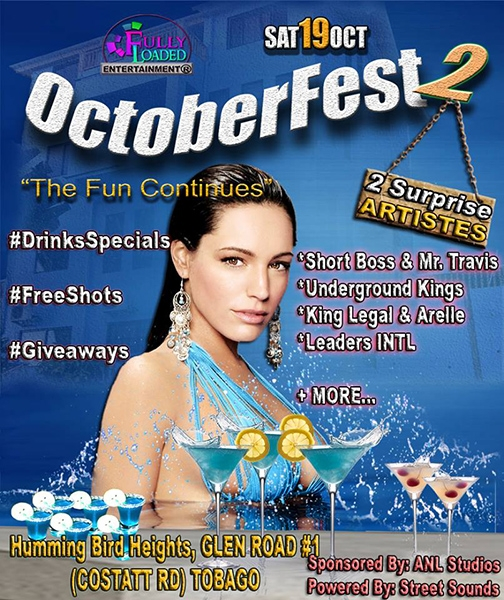 OctoberFest 2: The Fun Continues