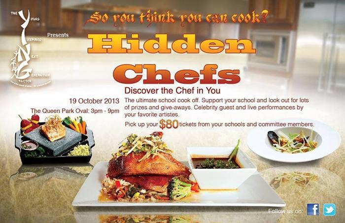 Hidden Chefs