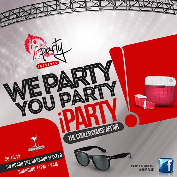 We Party! You Party! iParty!