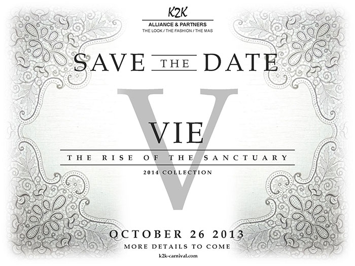 K2K Alliance & Partners 2014 Band Launch: Vie - The Rise of the Sanctuary